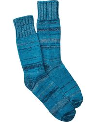 Pendleton - Marl Crew Socks - Lyst
