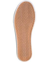 C&C California Canvas Low Rise Platform Sneaker - Multicolor