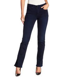 NYDJ - Billie Bootcut Side Silt Jeans - Lyst