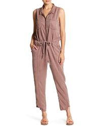 Young Fabulous & Broke - Linette Jumpsuit - Lyst