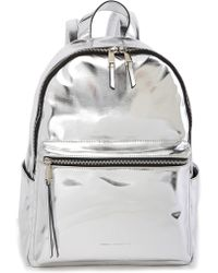French Connection Perry Backpack - Metallic
