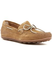 Frye - Harris Tie Loafer - Lyst