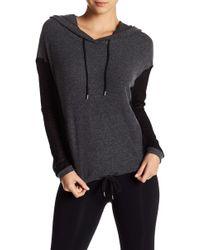 Nux Coba Hacci Pullover Sweater - Black
