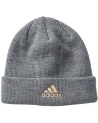 0ce630aaacf The North Face Standard Issue Beanie in Black - Lyst
