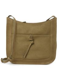Lucky Brand Darb Crossbody In Sage 01 At Nordstrom Rack - Green