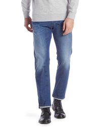 DIESEL - Safado Slim Straight Leg Jeans - Lyst