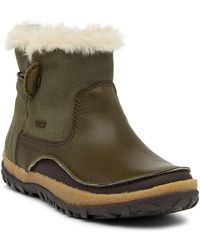 Merrell - Tremblant Faux Fur Trimmed Pull-on Waterproof Boot - Lyst