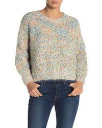 Raga Confetti Pullover Sweater - Multicolor