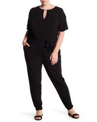 Michael Kors - Dolman Sleeve Jumpsuit (plus Size) - Lyst