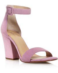 Botkier Shana Block Heel Sandal - Multicolor