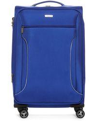 """Calvin Klein - Warwick 25"""" Spinner Suitcase - Lyst"""