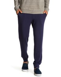 Velvet By Graham & Spencer - Luxe Fleece Sweatpants - Lyst