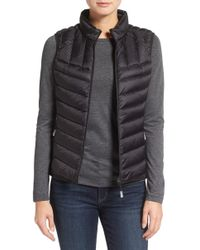 Tumi - Packable Quilted Down Vest - Lyst