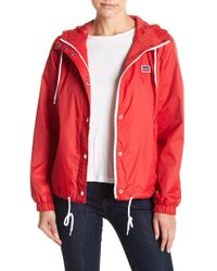 Levi's - (r) Retro Hooded Coach's Jacket - Lyst