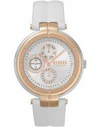 Versus - Women's Crystals Collection Bangle Watch & Pendant Set, 23mm - Lyst