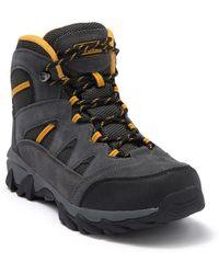 Khombu Everitt Mid Ankle Hiking Boot - Grey