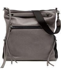 Botkier - Logan Leather Hobo Bag - Lyst