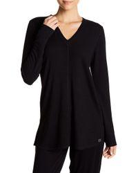 Natori - Oversized Pyjama Shirt - Lyst
