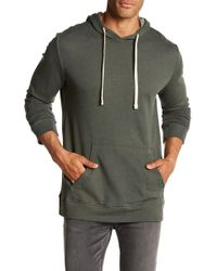 Velvet By Graham & Spencer - Knit Hoodie - Lyst