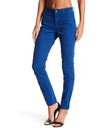 Foxcroft - Marni Contoured Slim Fit Jeans - Lyst