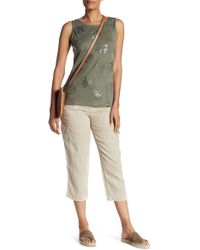 Tommy Bahama - Two Palms Crop Linen Pant - Lyst