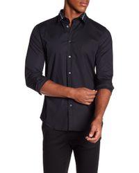 DIESEL - Ozzy Long Sleeve Slim Fit Shirt - Lyst