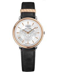 Michele Women's Quartz Analog Crystal Bracelet Watch Set, 32mm - Metallic