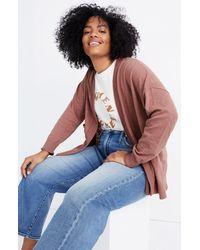 Madewell Bradley Cardigan Sweater - Multicolor