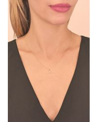 Bony Levy 18k White Gold Petite Star Diamond Pendant - Multicolor
