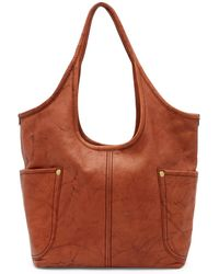 Frye - Campus Leather Shoulder Bag - Lyst