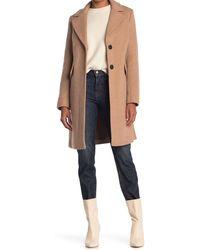 Sam Edelman Boucle Long Blazer - Multicolor