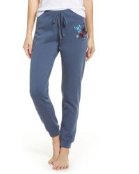Make + Model - Embroidered Joggers - Lyst