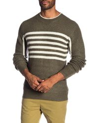 Native Youth - Arches Stripe Knit Sweater - Lyst