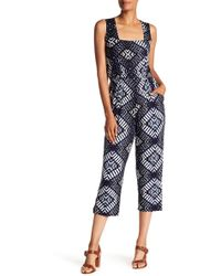 Rachel Pally - Denny Printed Jumpsuit - Lyst