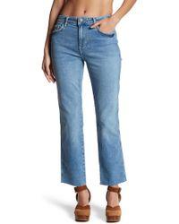 Free People - Girlfriend Jeans - Lyst