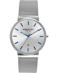 Kenneth Cole - Men's Classic Mesh Watch, 40mm - Lyst
