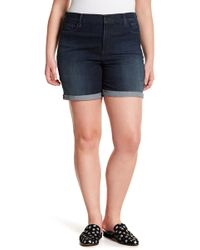 NYDJ - Avery Shorts (plus Size) - Lyst