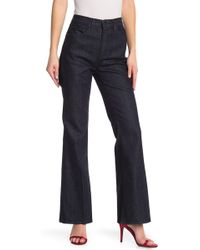 Rag & Bone - Bella Flare Jeans - Lyst