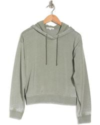 Threads For Thought Isleen Burnout Hoodie - Gray