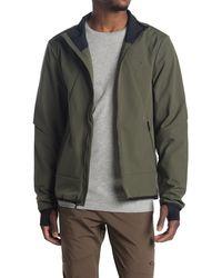 Oakley Midlayer Soft Shell Jacket - Green