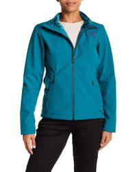 The North Face - Apex Chromium Front Zip Jacket - Lyst