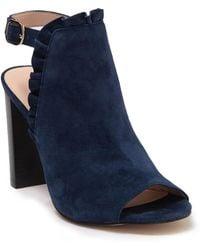 Kate Spade Marbella Block Heel Sandal - Blue