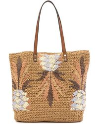 Tommy Bahama - Puerto Limon Straw Tote Bag - Lyst