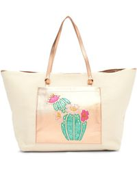 Foley + Corinna - East West Canvas Tote - Lyst