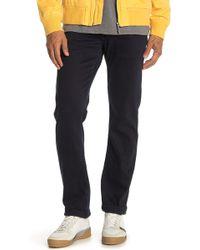 Fidelity Jimmy Slim Staight Denim Jeans - Blue