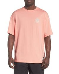 PUMA X Diamond Combined Logo T-shirt - Pink