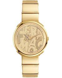 Ferragamo - Women's Logomania Bracelet Watch - Lyst