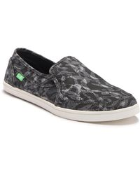 Sanuk - Pair O Dice Prints Slip-on Sneaker (women) - Lyst