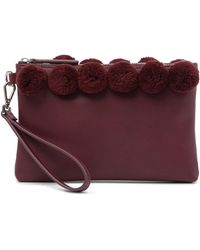 French Connection - Poppy Clutch - Lyst