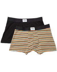Wesc - Knit Boxer Briefs - Pack Of 2 - Lyst